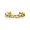 Diamond Bezel Ear Cuff - Marrow Fine