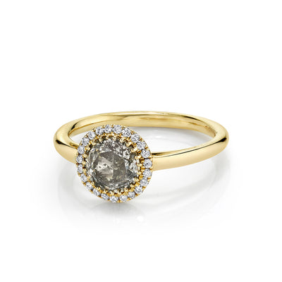 Galaxy Perfect Halo Ring - Marrow Fine