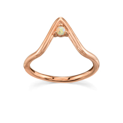 Hanging in the Balance Opal Ring - Marrow Fine