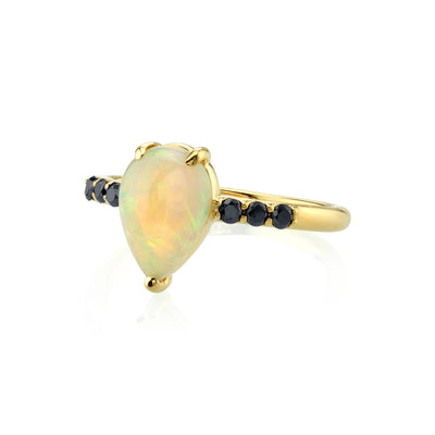Lovely Rachael Opal Ring