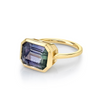 5.2ct Bi-color Tourmaline Solitaire