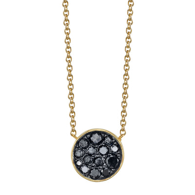 Under the Perfect New Moon Pendant - Marrow Fine