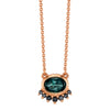 Midnight in Marrakesh Choker - Marrow Fine