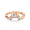 Zandra Ballerina Ring - Marrow Fine