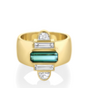 Tourmaline Relic Ring