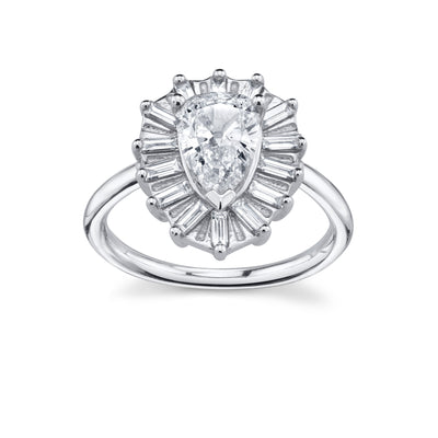 Vintage Anne Engagement Ring - Marrow Fine