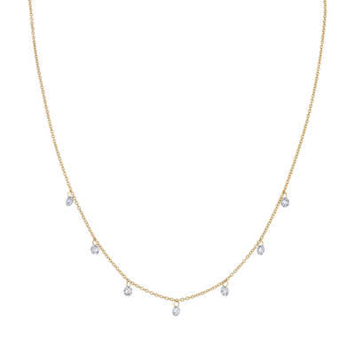 Dainty Diamond Choker
