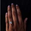 The Blake Cushion Cut Engagement Ring - Marrow Fine