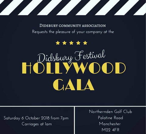 The Didsbury Festival Gala