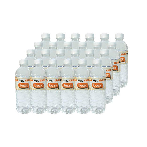 Bulk Sale - Buzz x Ice Mountain Drinking Water 500ml (24bot for $7)