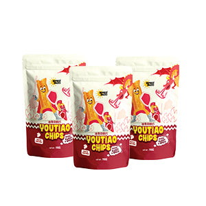 Bulk Sale - You Tiao Chips Soy Milk with Coconut / Sweet & Spicy (3 for $18)