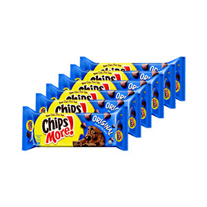Kraft Chipsmore Original 180g (6packs for $11)