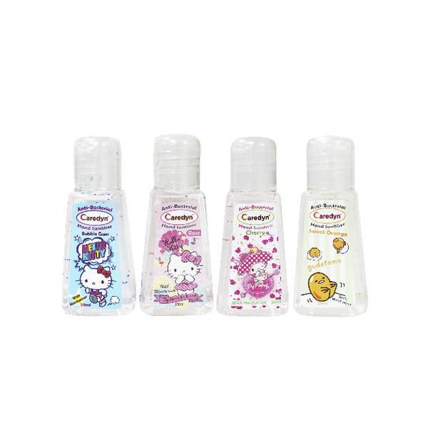 Punggol - Caredyn - Sanrio Characters Hand Sanitizer 29ml (2 at $4.50)