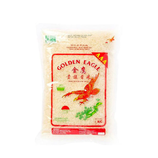 Punggol - Golden Eagle Thai Fragrant Rice Assorted Weights