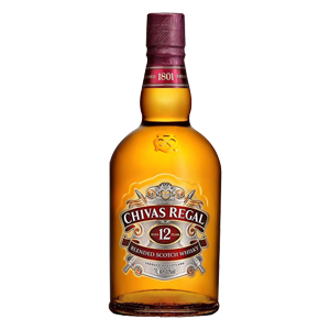Punggol - Chivas Regal 12 Year Old Blended Scotch Whisky 750ml