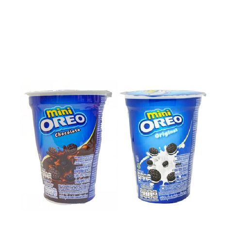 Mini Oreo Assorted Flavours 67g