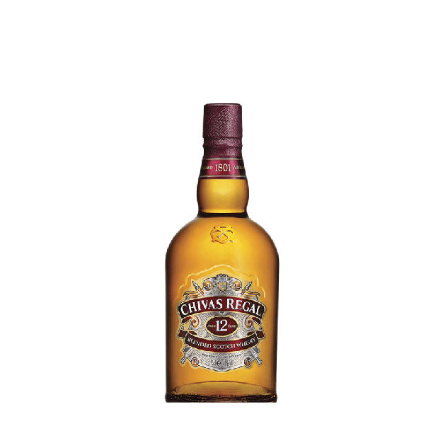 Punggol - Chivas Regal 12 Years 200ml