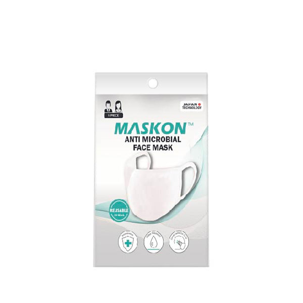 Maskon Anti-Microbial Face Mask Assorted Sizes