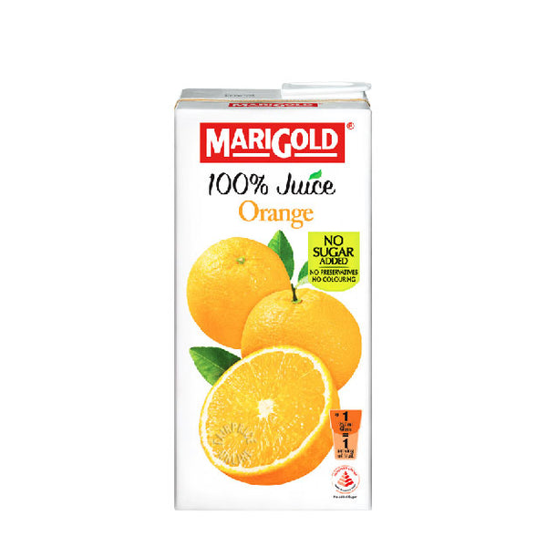 Marigold 100% Assorted Juices
