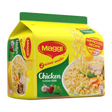 Punggol - MAGGI® 2 Minute Assorted Noodles 5s