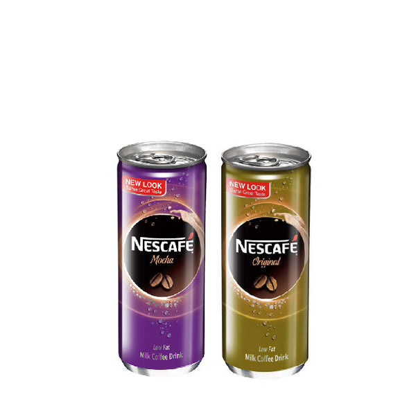 Punggol - Nescafe Can Assorted Flavours 240ml