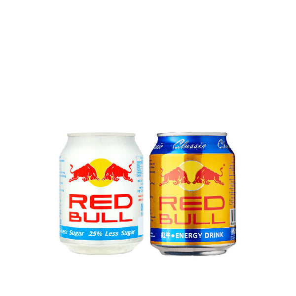 Punggol - Redbull Assorted Flavours 250ml