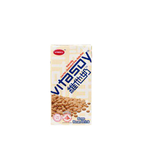 Vitasoy Soy Bean Milk 375ml x 6pk
