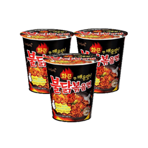 Samyang Hot Chicken Flavor Ramen Cup 70g (3 for $6)