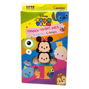 Disney Tsum Tsum Mosquito Repellent Patch 12'S - $5.90/box