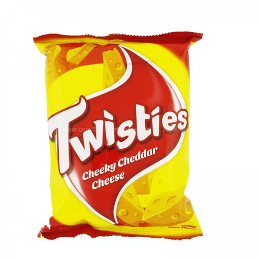 Twisties Assorted 65g