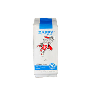 Punggol - Zappy IPA Alcohol Wipes - 10s/pack for $2.70