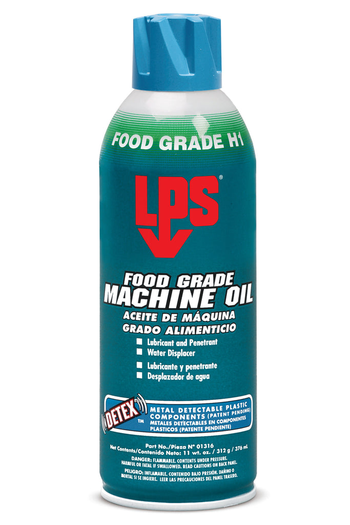 FOOD GRADE MACHINE OIL