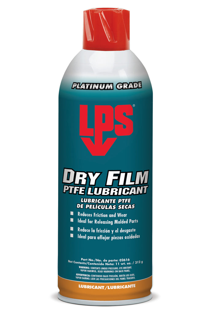 DRY FILM PTFE LUBRICANT - Rompro Industrial Supply