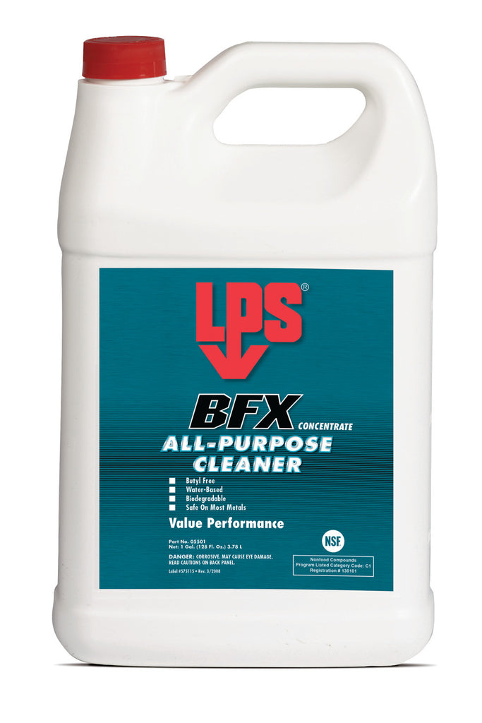 BFX ALL-PURPOSE CLEANER - Rompro Industrial Supply