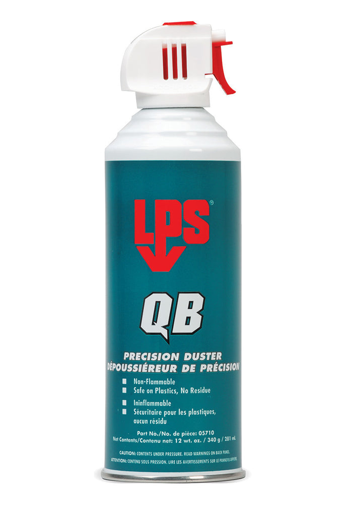 QB PRECISION DUSTER - Rompro Industrial Supply