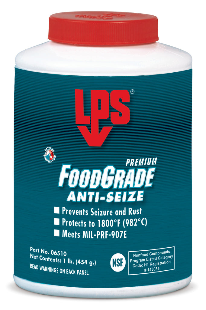 ANTI-SEIZE FOOD GRADE - Rompro Industrial Supply