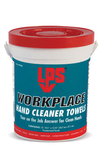 WORKPLACE HAND CLEANER TOWELS - Rompro Industrial Supply