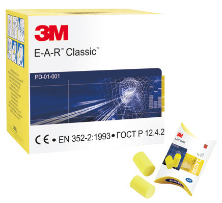 3M EAR Classic, Uncorded - Rompro Industrial Supply