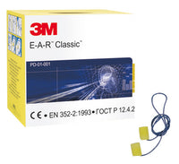 3M EAR Classic, Corded - Rompro Industrial Supply