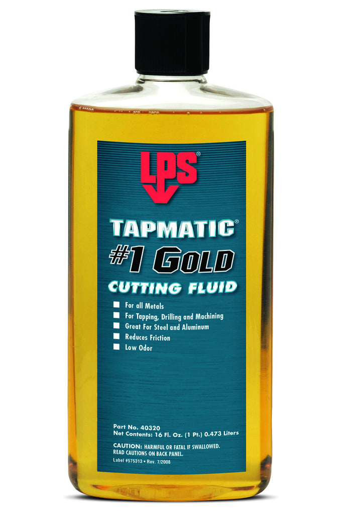 TAPMATIC® #1 GOLD - Rompro Industrial Supply