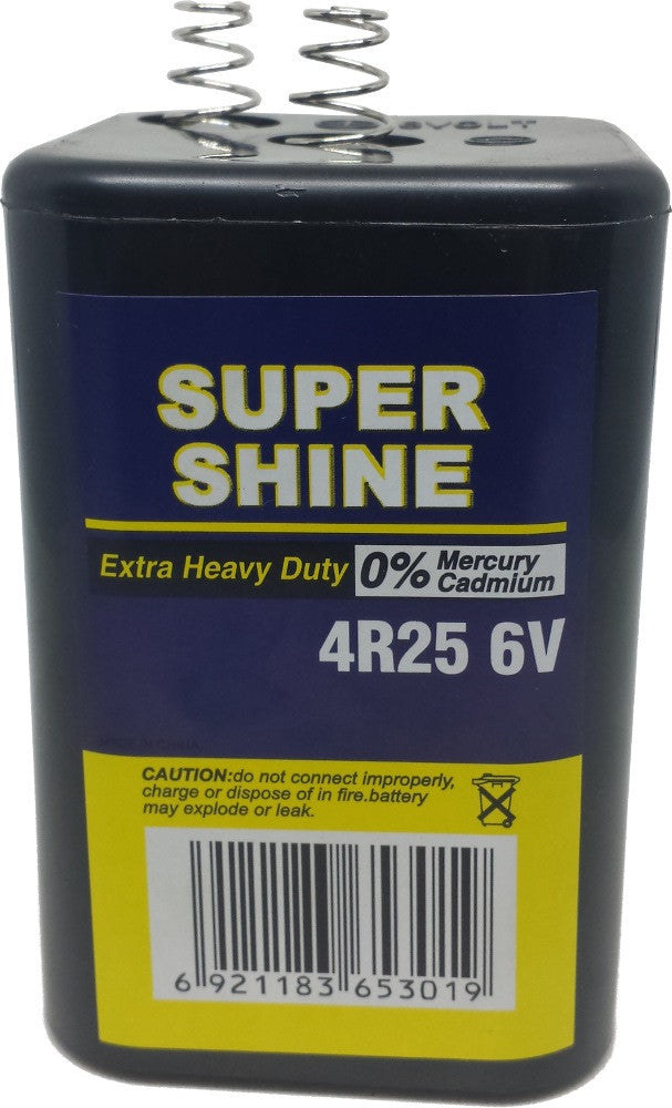 Supershine Battery (6v)