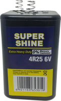 Supershine Battery (6v) - Rompro Industrial Supply