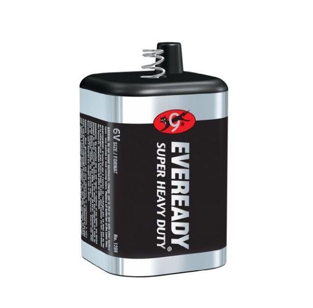 Eveready Battery (6v) - Rompro Industrial Supply