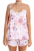 Annabelle Inky Floral Cami Set