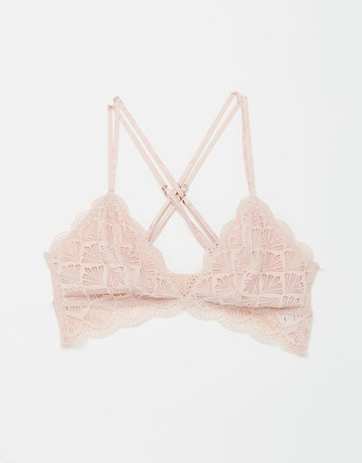 Ava Bralette - Blush - Homebodii US