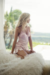 Astra Cami Set - Blush - Homebodii US