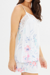 Annabelle Watercolour Cami Set - Homebodii US