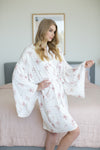Ditsy Floral Robe - Homebodii US