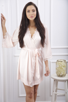 Rhea Robe Blush - Homebodii US