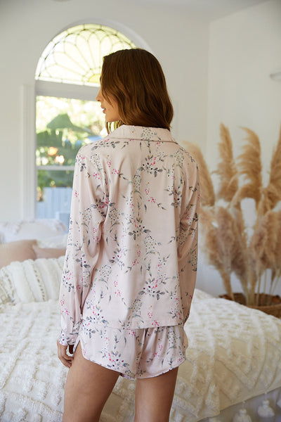 Woodstock Long Sleeve PJ Set - Homebodii US